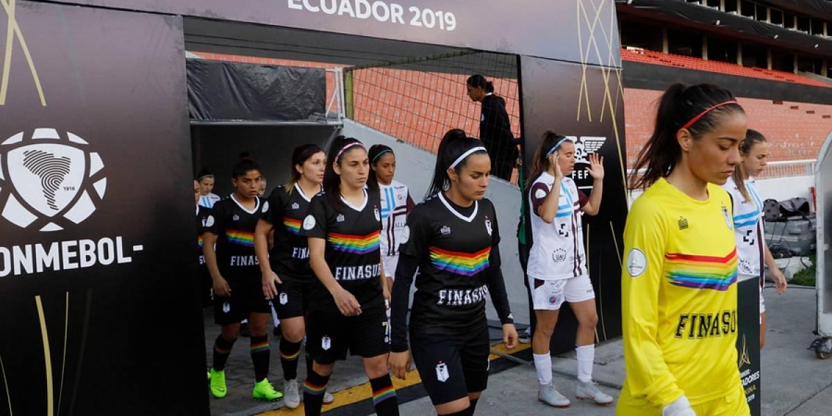 """Chile deja ir la Copa Libertadores femenina y se prepara para 2021 """"con un escenario sanitario más estable"""""""