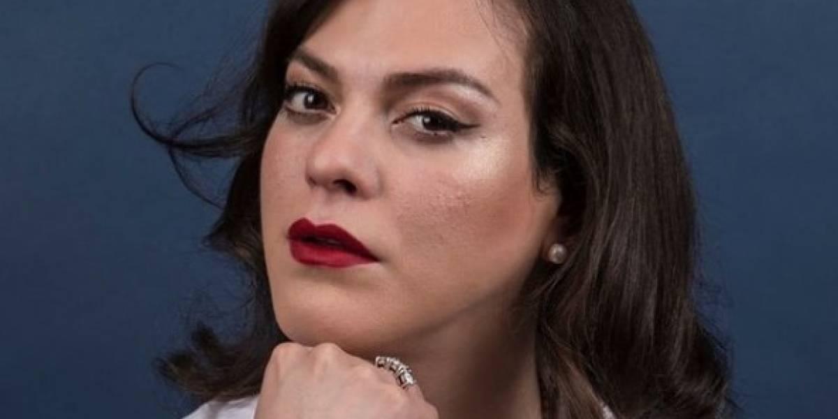 """Daniela Vega le pide al Cristo de mayo que pare con los sismos: """"El próximo año te sacan a dar la vuelta sí o sí"""""""