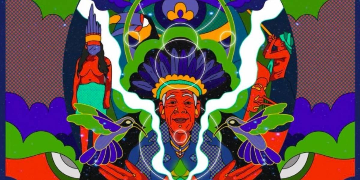 Varios artistas se unen para preservar y salvar nuestra cultura amazónica