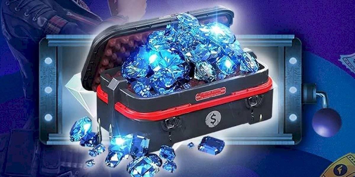 Free Fire: 1200 diamantes gratis te darán, ¿es verdad?