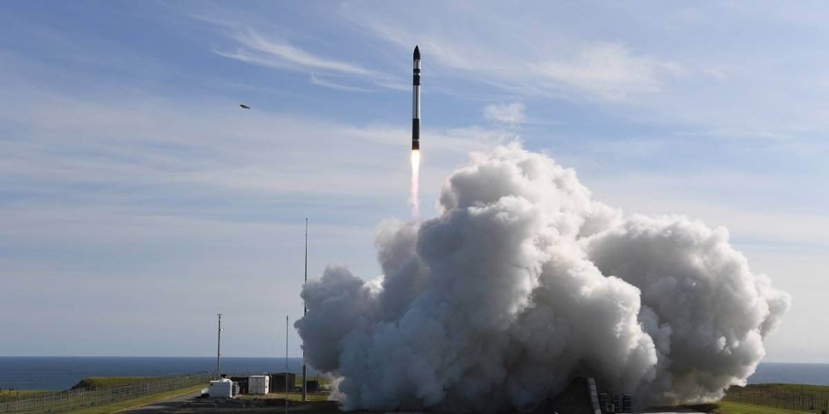 Rocket Lab logró traer de vuelta a la Tierra el cohete Electron, que previamente envió hacia la órbita