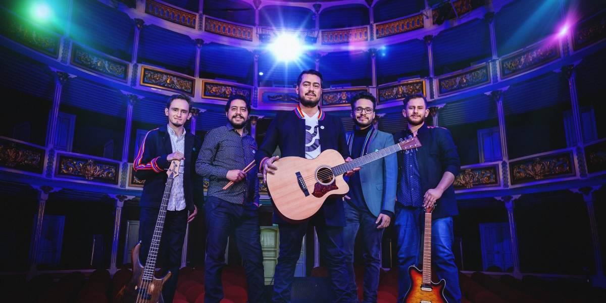 """""""Genéticos"""": Banda musical lojana que sorprende con lanzamiento de su video"""