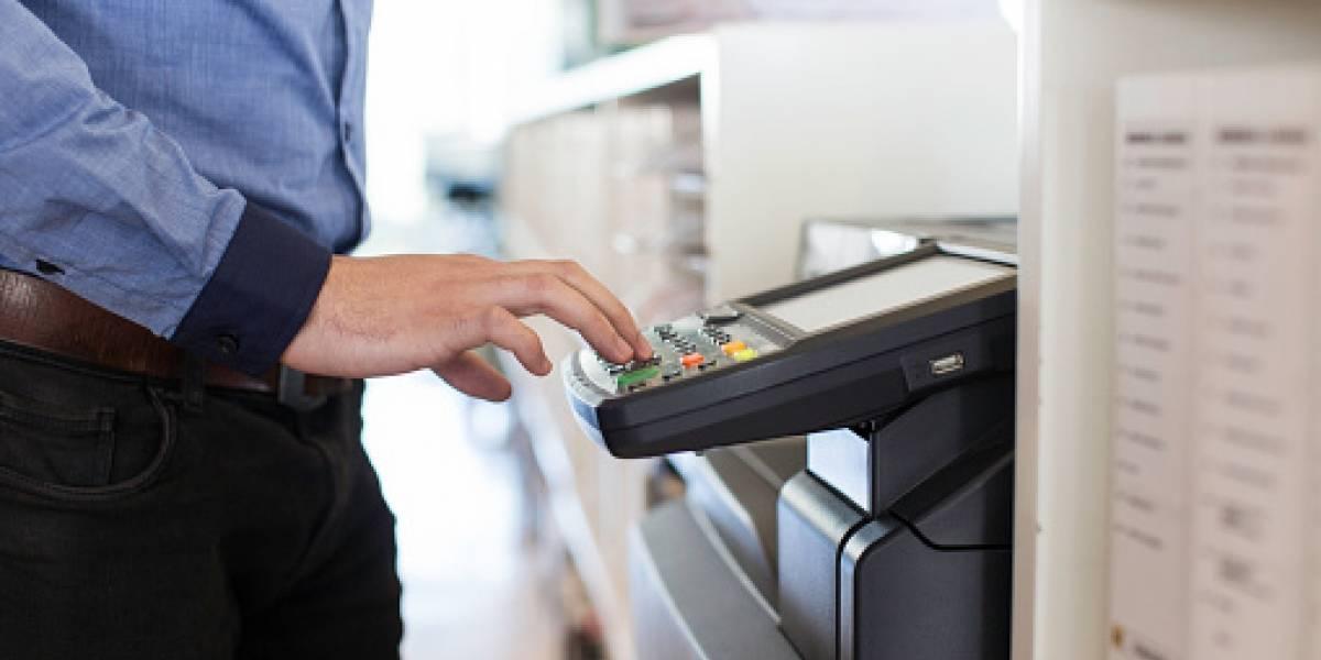 Se quedan sin impresoras en oficinas de ASUME