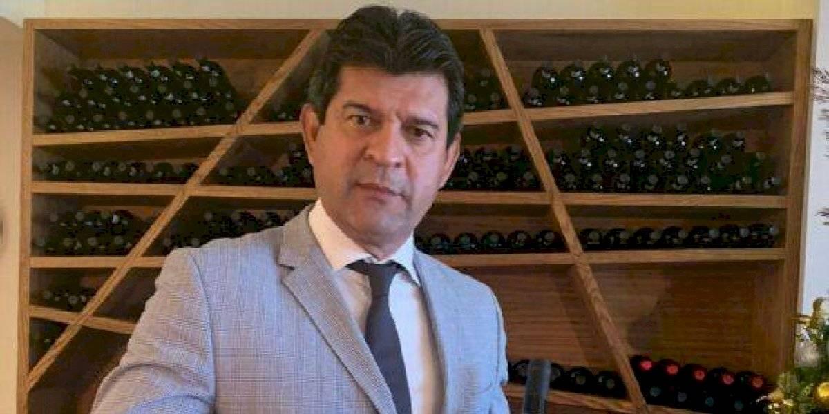 José Cardozo incursiona como empresario y presenta su nuevo vino