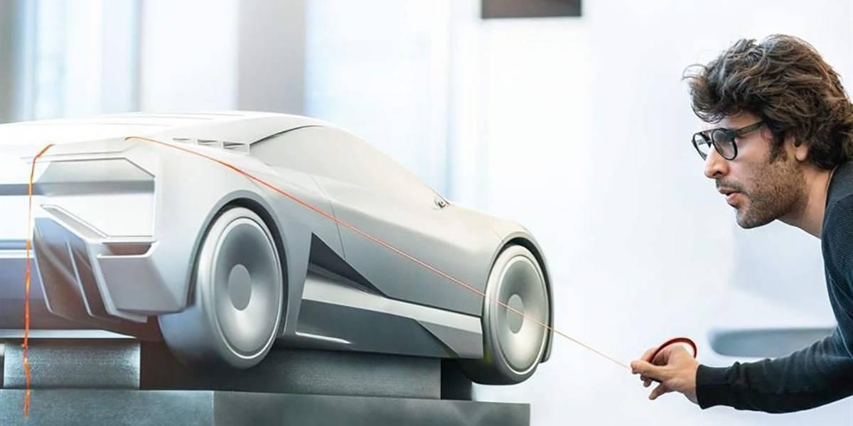 ¡Del boceto al auto! José Casas, el diseñador mexicano que participó en la creación del BMW iX