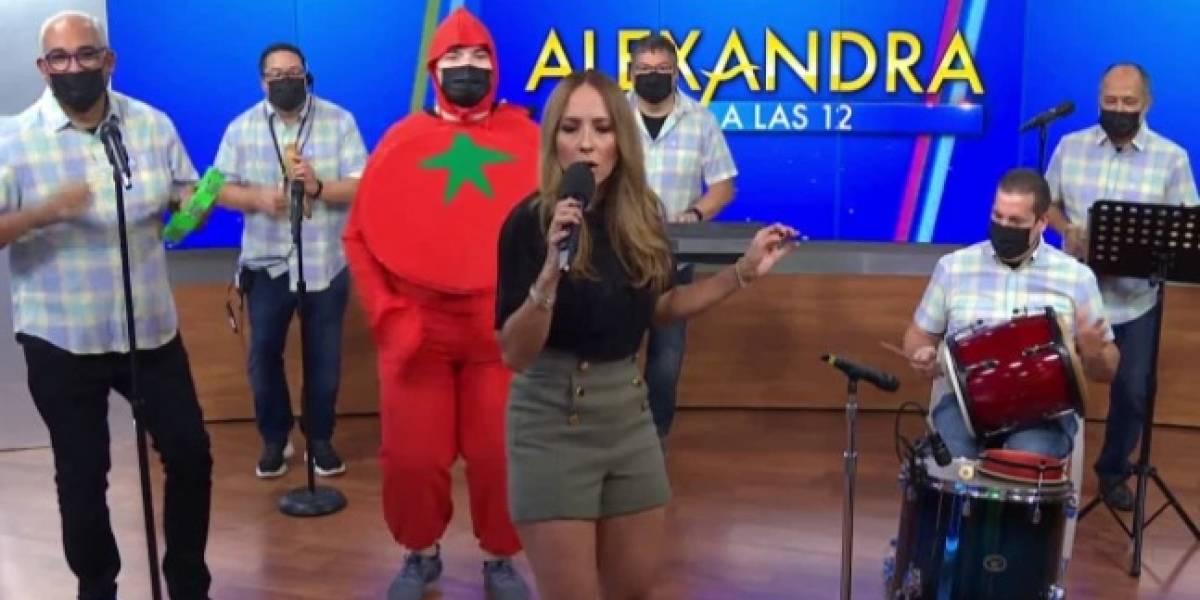 "Alexandra Fuentes y ""La Misma"" estrenan ""La madre que te parió"""
