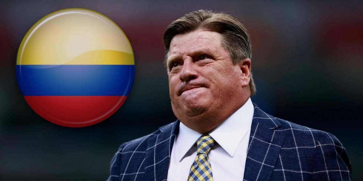 Miguel Herrera, serio candidato para dirigir la Selección de Colombia