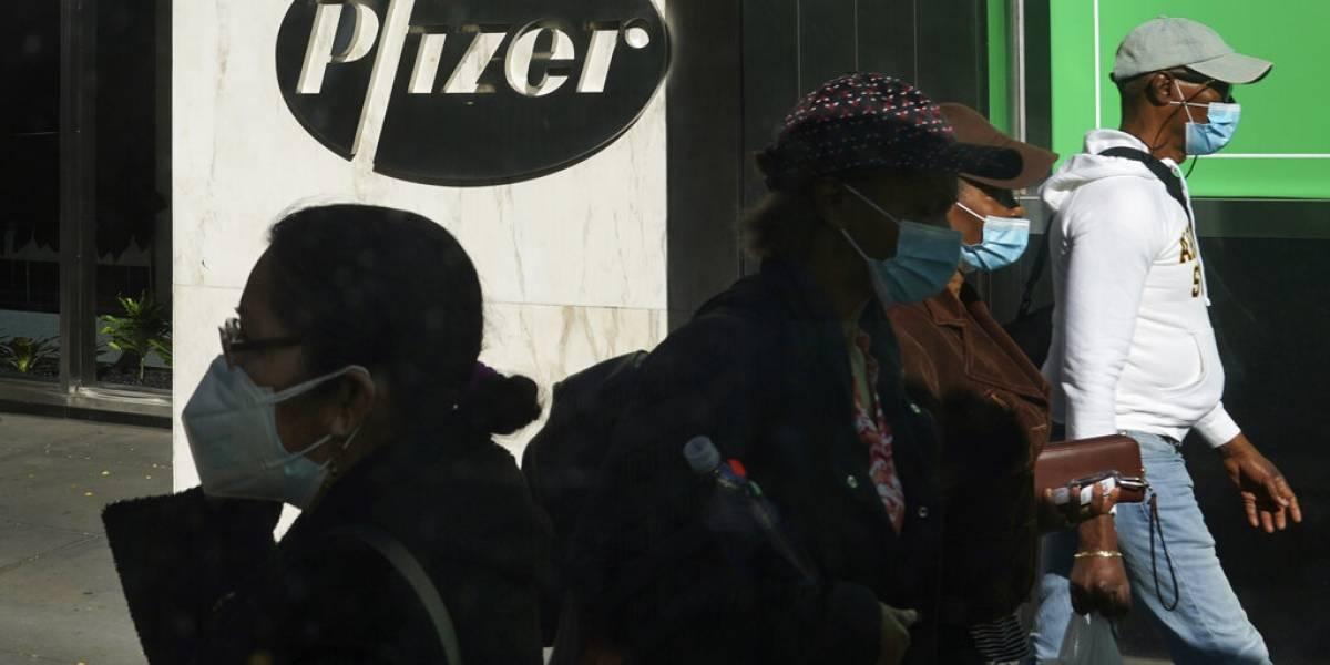 La vacuna de Pfizer, primera en ser aprobada contra la covid-19