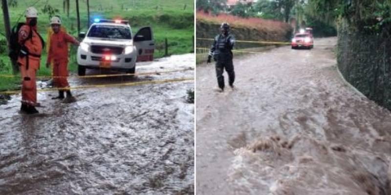 Declaran alerta naranja en Cundinamarca: Los 116 municipios están en alerta  naranja por la fuertes lluvias | Publimetro Colombia