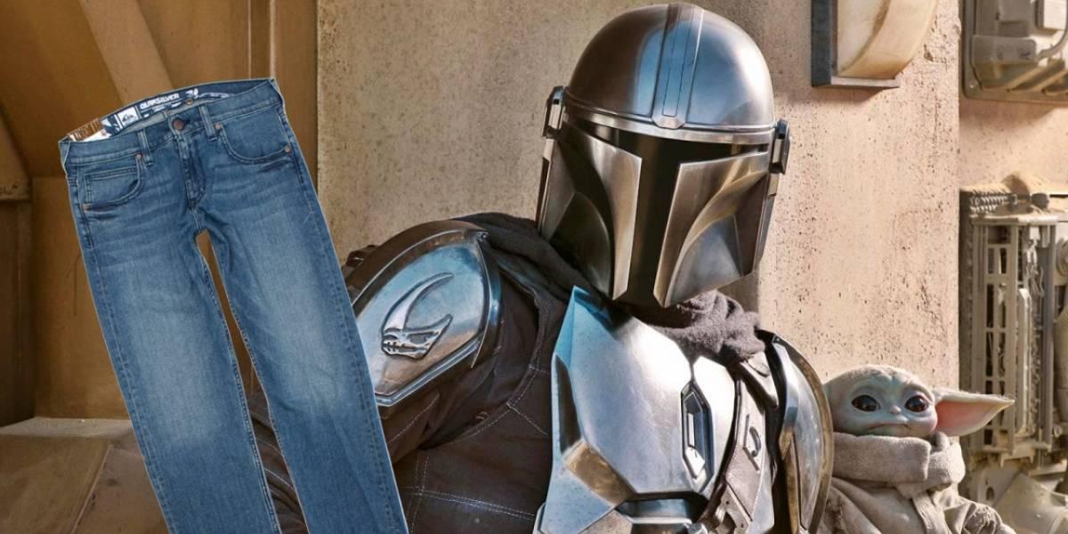 The Mandalorian: fans encontraron a una persona con jeans en la serie