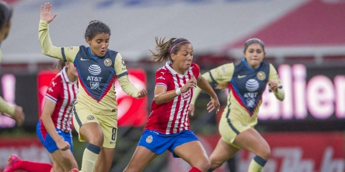 Con Clásico nacional, así quedó definida la liguilla de la Liga MX Femenil