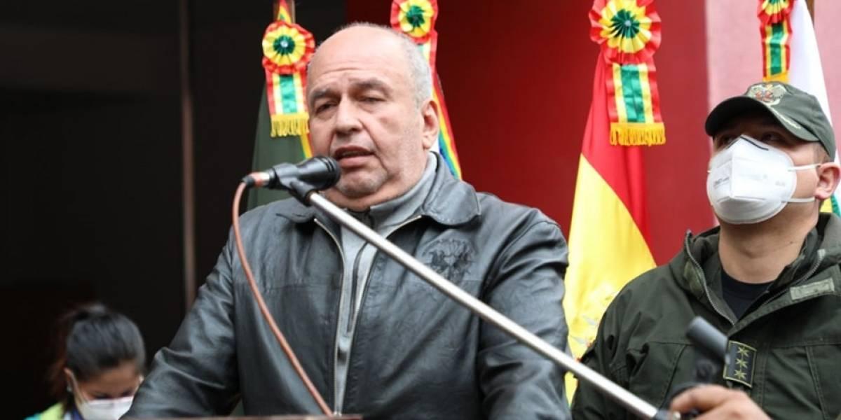 Bolivia.- Policía de Bolivia informa que exministro Murillo acusado de corrupción y buscado por la Interpol está en EEUU