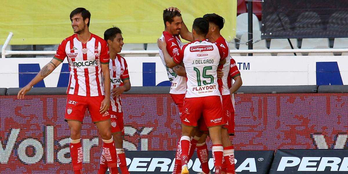 Guadalajara y Necaxa se juegan a una bala estar en la Fase Final de la Liga mexicana
