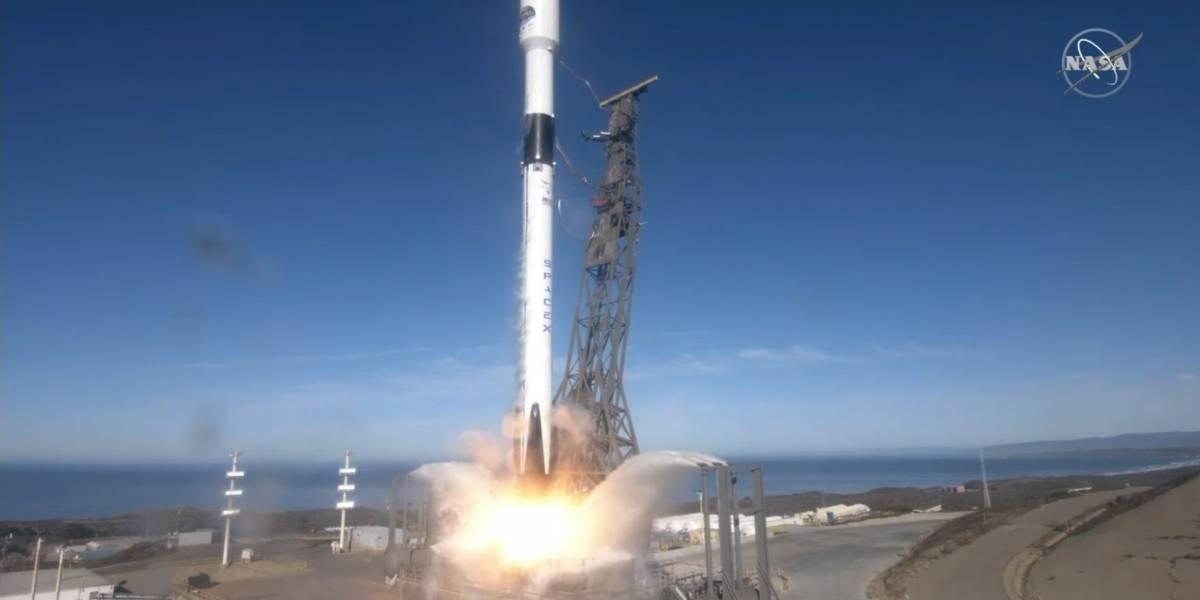 Espacio.- Lanzado el satélite 'Sentinel-6 Michael Freilich', construido para vigilar los cambios en el nivel del mar
