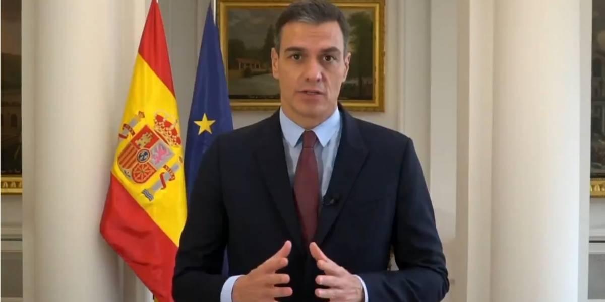 """G20.- Sánchez defiende ante el G20 el acceso universal a las vacunas y pide el """"apoyo inequívoco"""" a la OMS"""