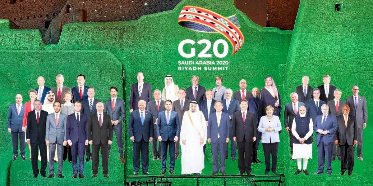 Líderes del G20 discuten recuperación económica tras la pandemia
