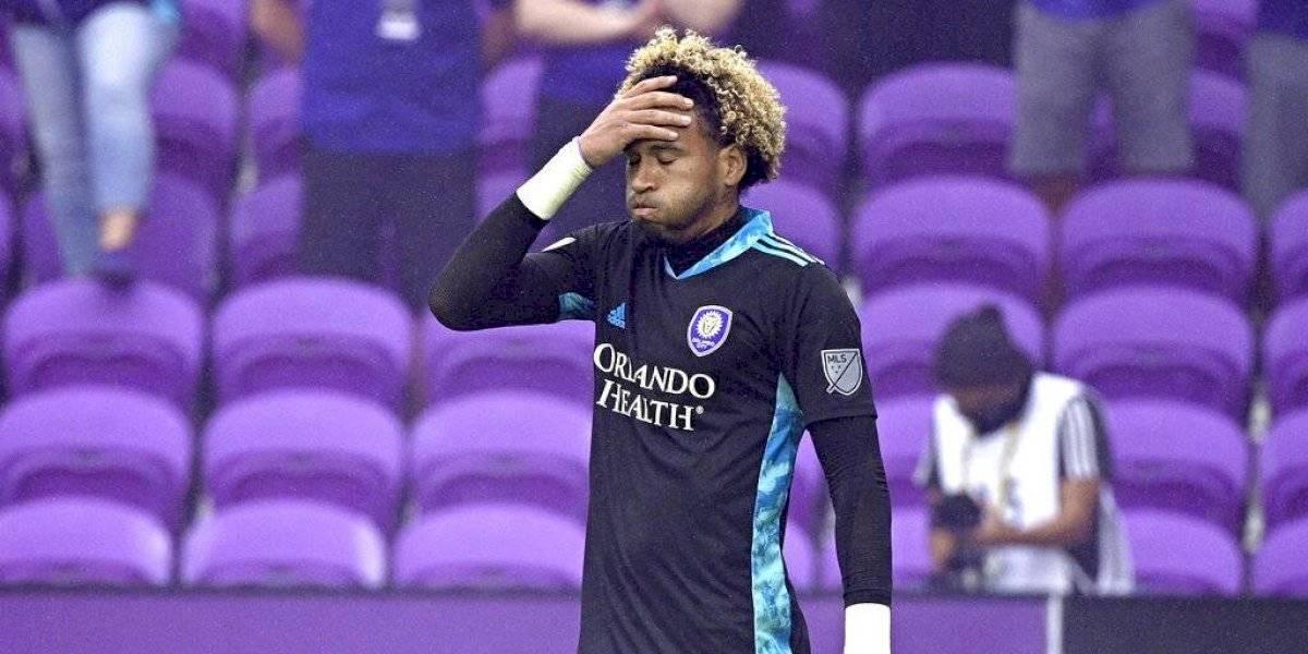 Árbitro protagoniza la insólita clasificación del Orlando City en la MLS