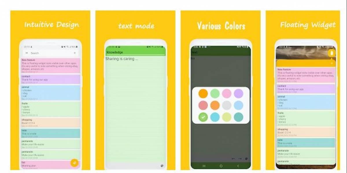 Esta app puede ser la mejor alternativa de Google Keep