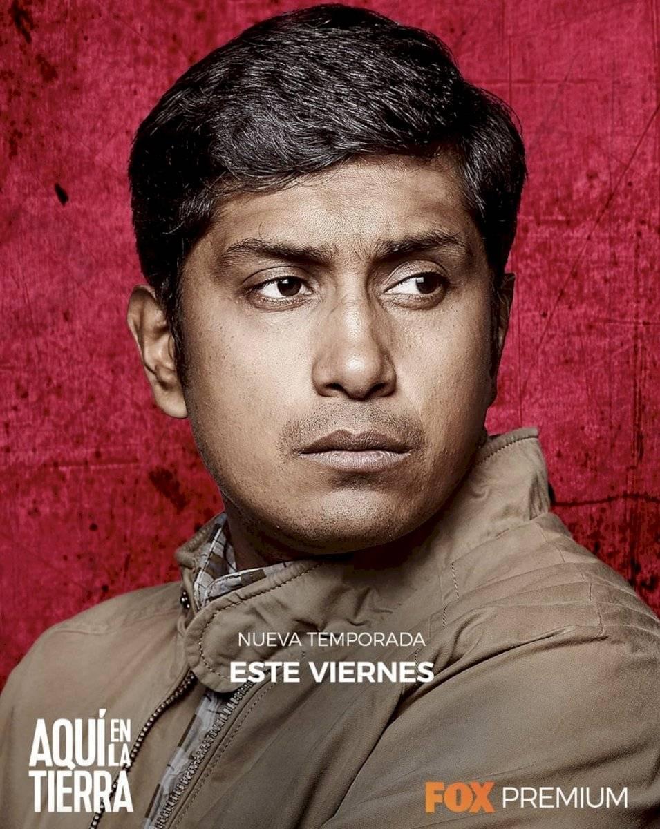 Tenoch Huerta