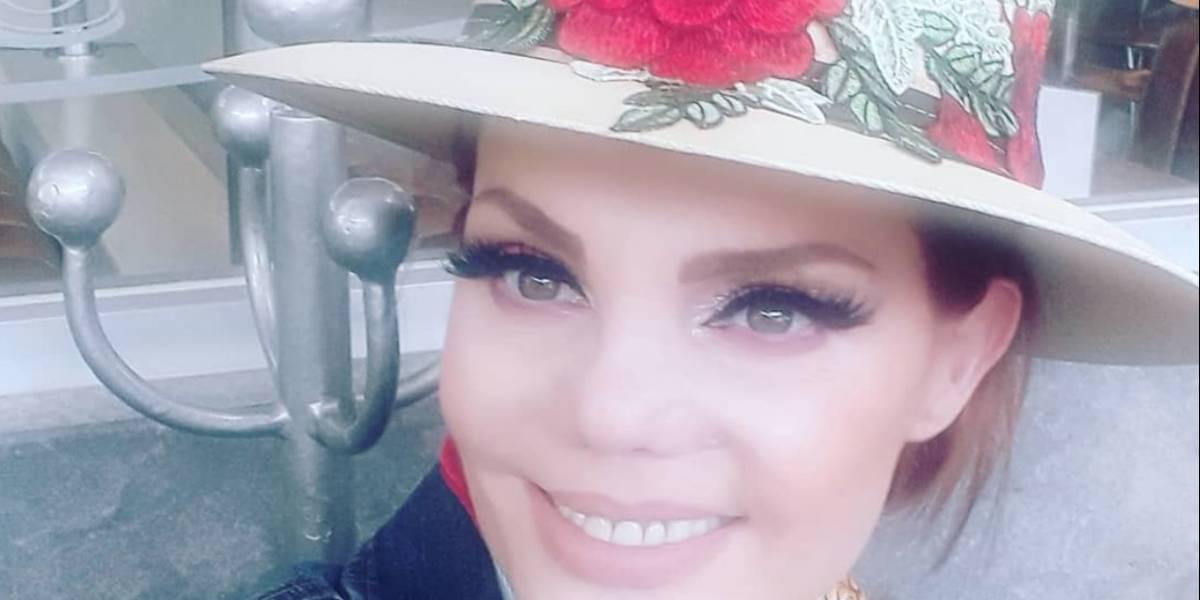Carmen Campuzano pide no bajar la guardia con chiste sobre su nariz
