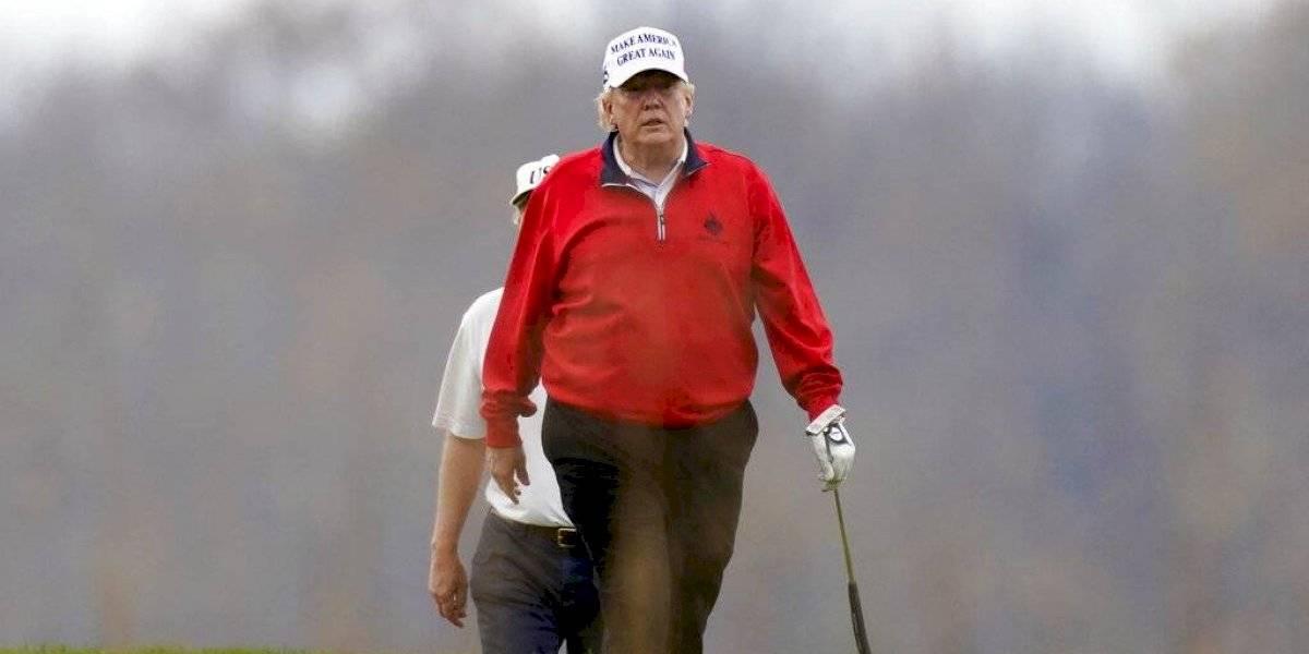 Donald Trump cambio cumbre del G20 sobre la pandemia por partido de golf