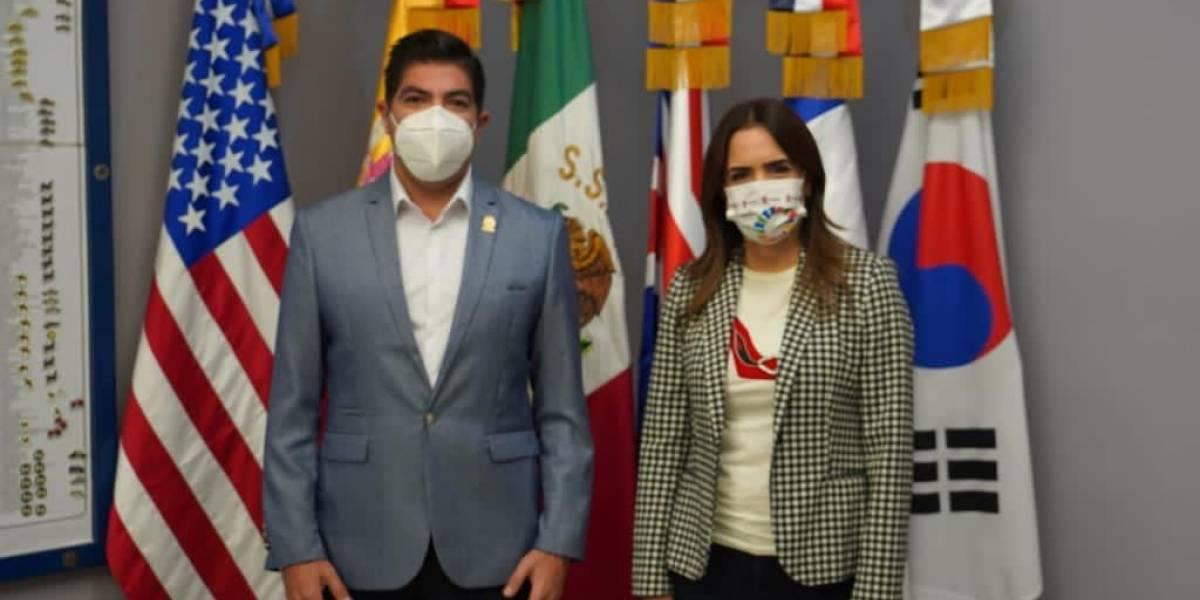 Ayala busca replicar estrategia de seguridad de Escobedo en Ensenada