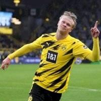 Erling Haaland es reconocido con el Golden Boy 2020