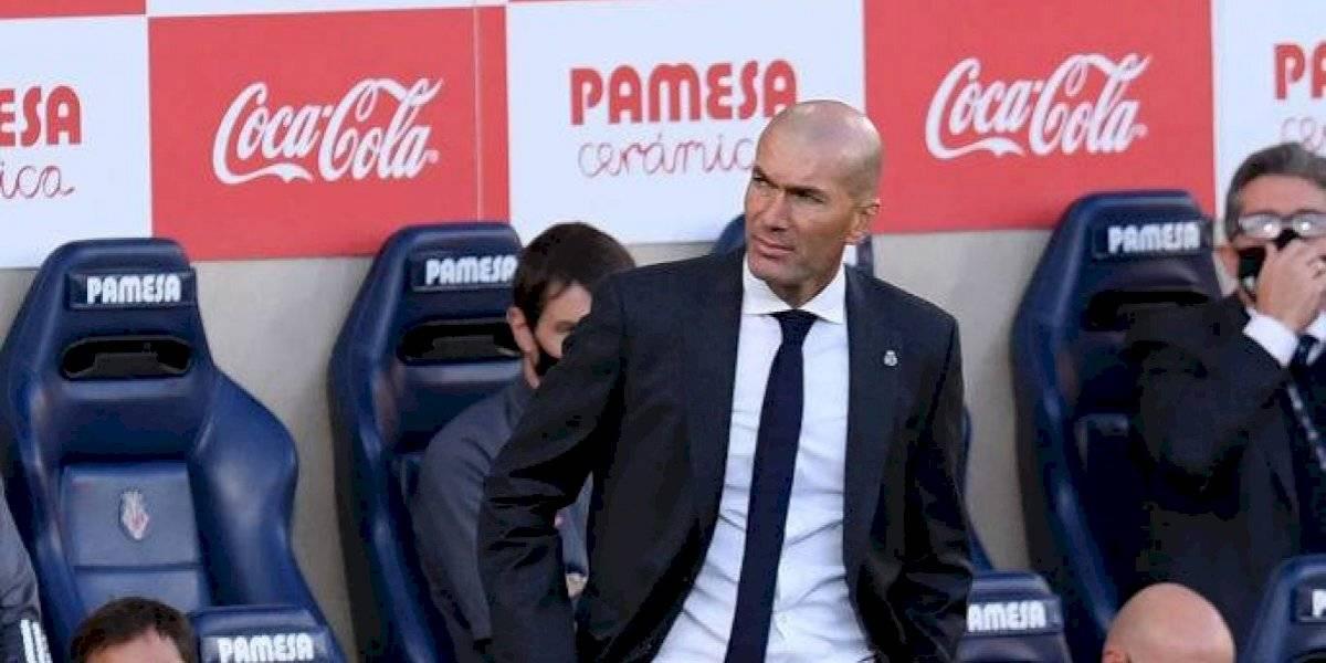 """Zidane: """"Merecimos mucho más, hemos perdido dos puntos claramente"""""""