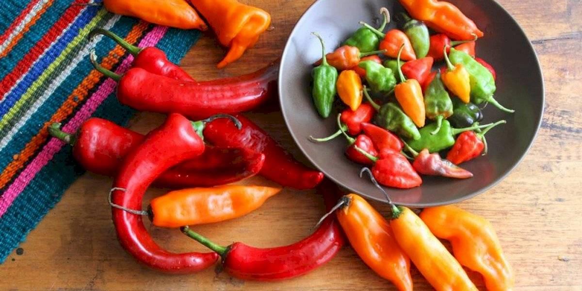 Comer ají reduciría el riesgo de muerte, según estudio