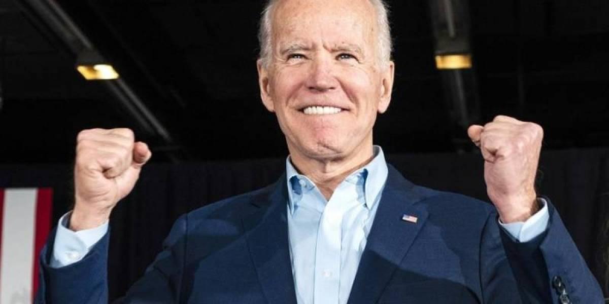 Joe Biden ordena detener construcción del muro con México