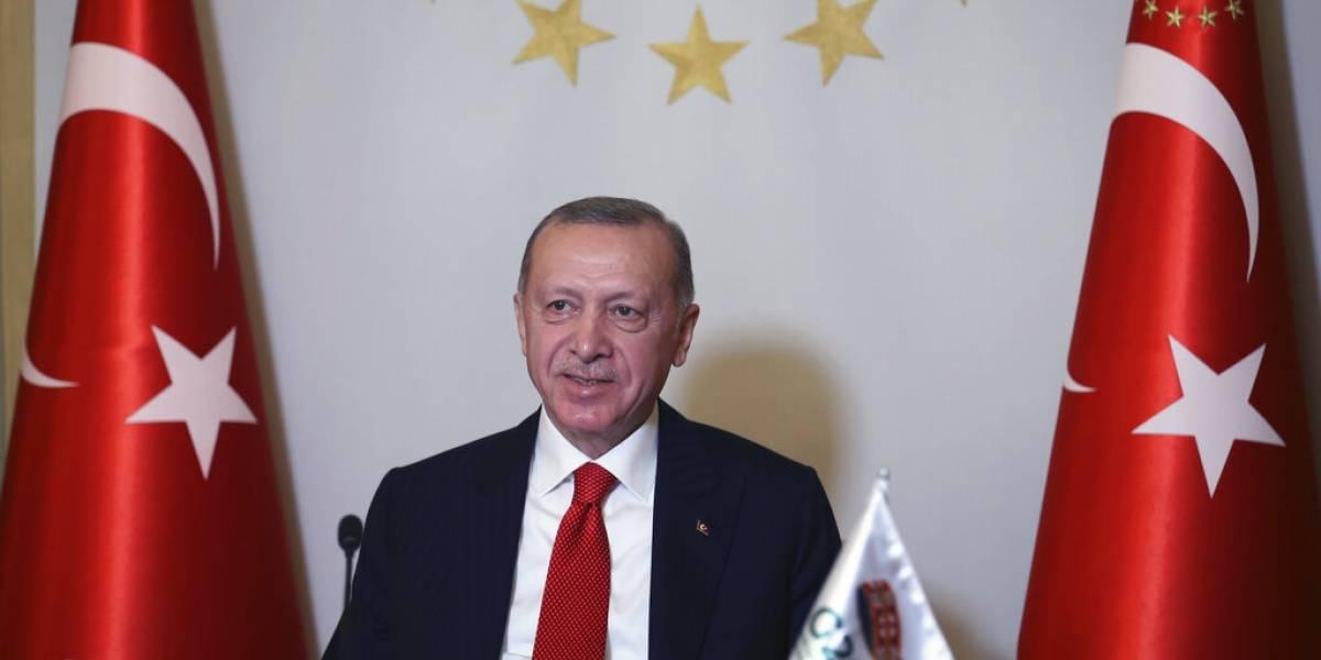 Turquía dice que se considera parte de Europa