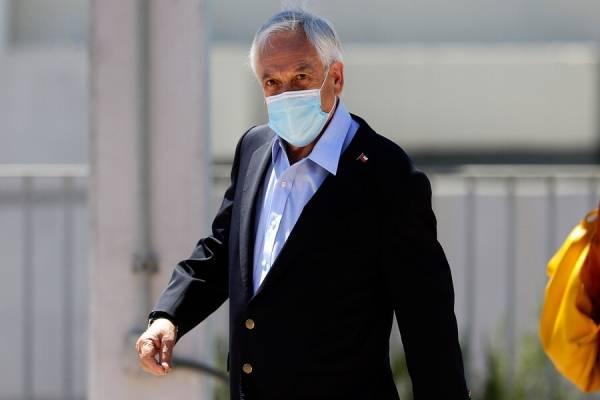 """Presidente Piñera y el segundo retiro de los fondos de pensiones: """"Queremos que se respete la Constitución"""""""