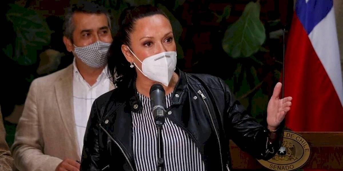 "Diputada Marisela Santibáñez denuncia cuenta falsa que trata ""estafar a terceras personas"""