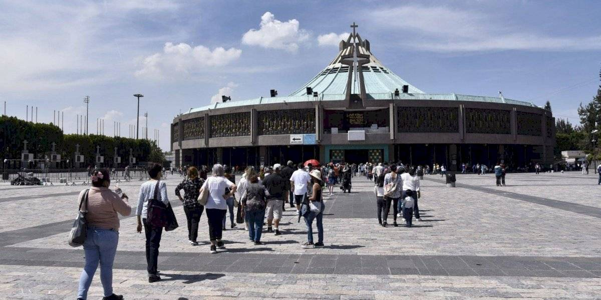 Apertura de la Basílica de Guadalupe el 12 de diciembre dependerá del color del semáforo