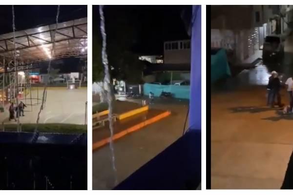 Noche de terror en Argelia, Cauca: denuncian masacre de cinco personas en discoteca