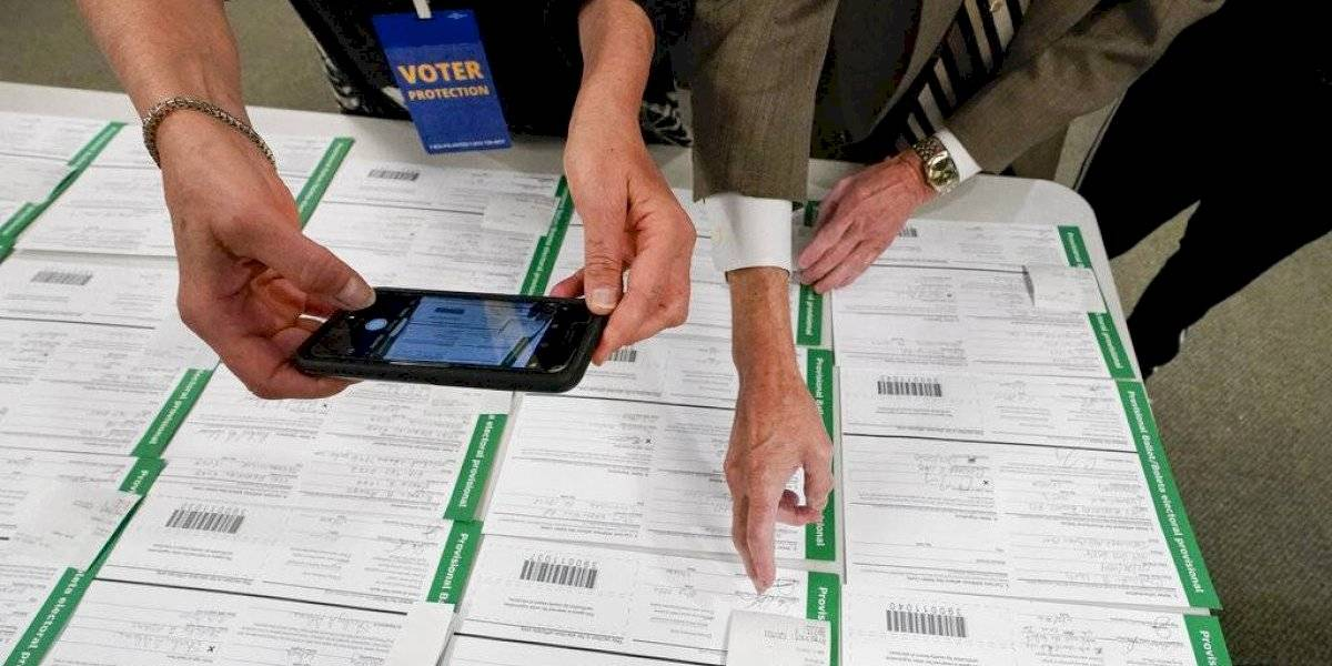 Cortes en Estados Unidos rechazan denuncias de fraude electoral