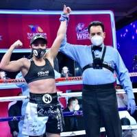 Jackie Nava exhibe su clase y vence a Marisol Corona