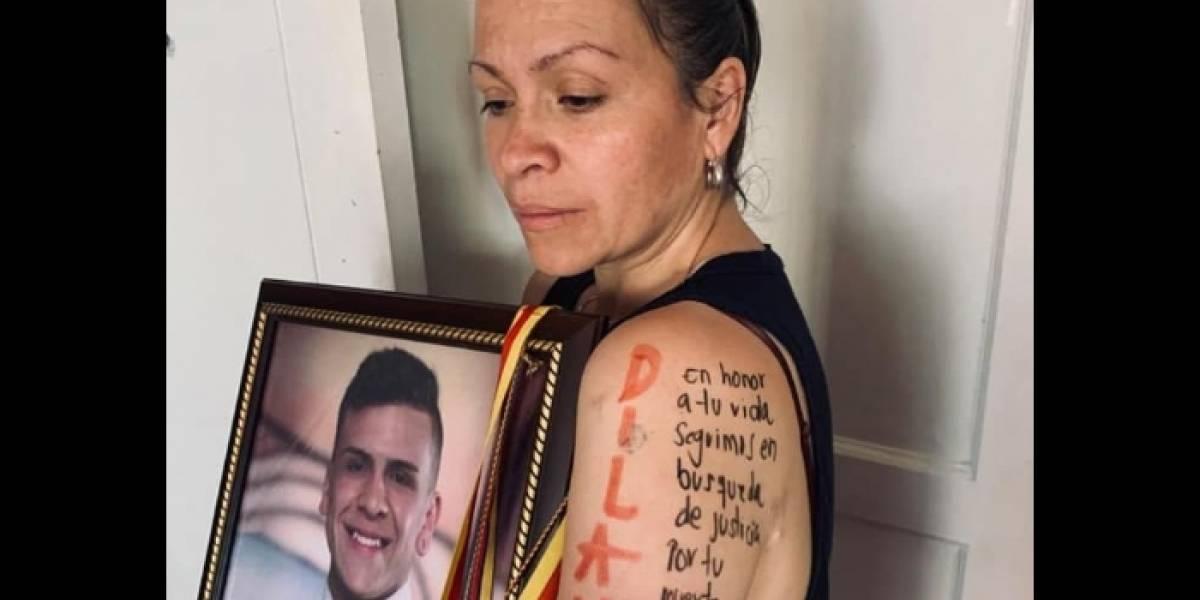 """""""Dilatan cada paso de una manera impresionante"""": mamá de Dilan Cruz habla tras un año del asesinato de su hijo"""