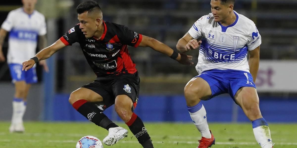 La UC sigue sola en la punta del torneo tras vencer de local 5-3 a Antofagasta