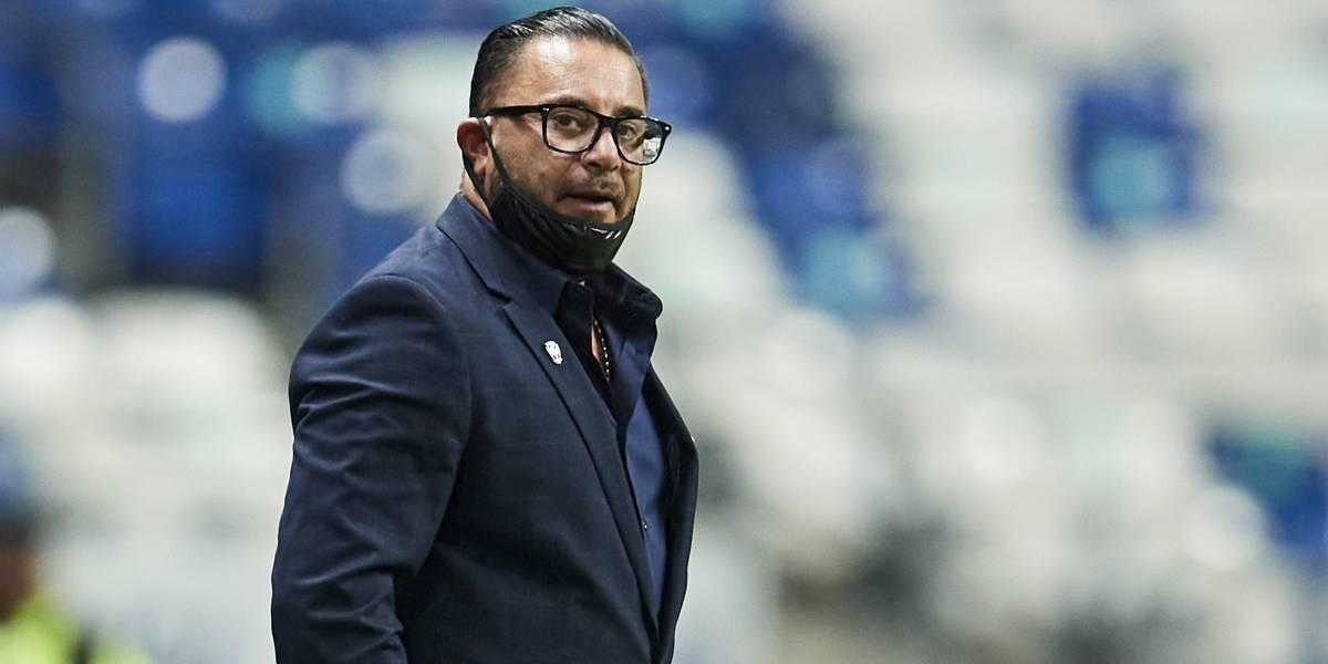 Mohamed habría renunciado a Rayados