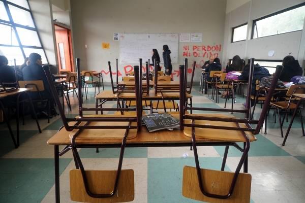 Impresentable: escolar murió electrocutado en liceo de Puente Alto