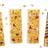 Receitinha de barra de cereal low carb que você vai amar
