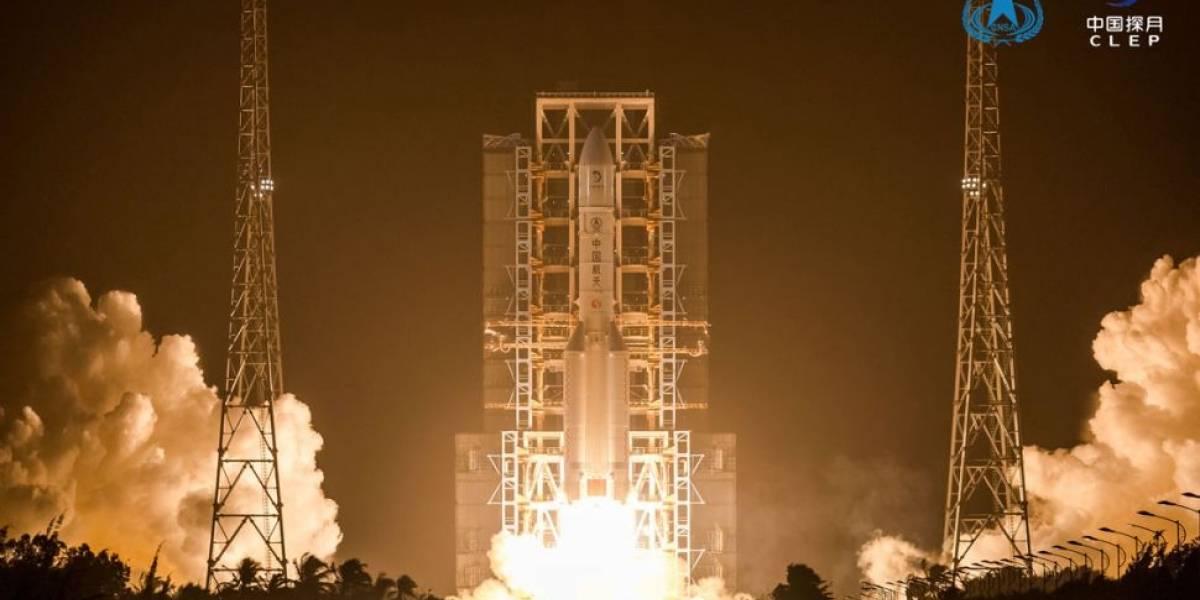 China lanzó su misión a la Luna: ¿cuál es el principal objetivo de Chang'e 5?