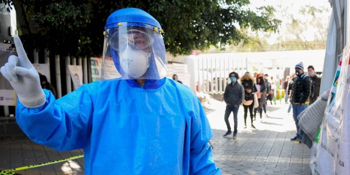 México acumula un millón 49 mil contagios y 101 mil 926 muertes por Covid-19