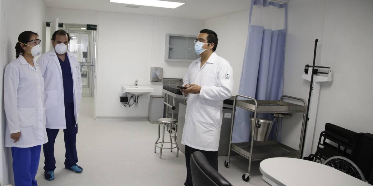 Suman 107 muertes por Covid en personal de la salud