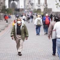 No habrá libre circulación durante las fiestas de Quito