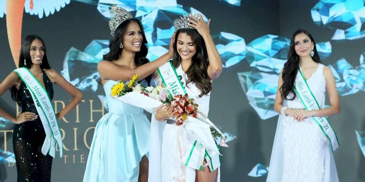 Miss Earth Puerto Rico se aleja de controversia en redes tras destitución de Valerie Vigoreaux