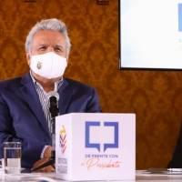 Lenín Moreno: Nueve millones de ecuatorianos accederán a la vacuna contra Covid-19