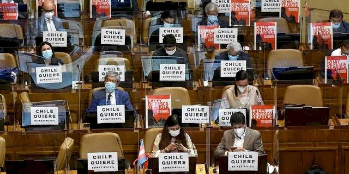 Cámara de Diputados aprueba en general proyecto que anula la Ley de Pesca