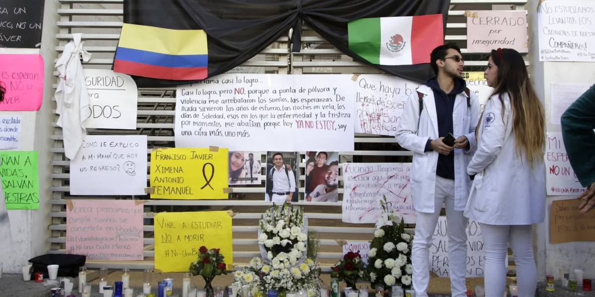 Detienen a líder de banda que asesino a estudiantes de medicina en Huejotzingo